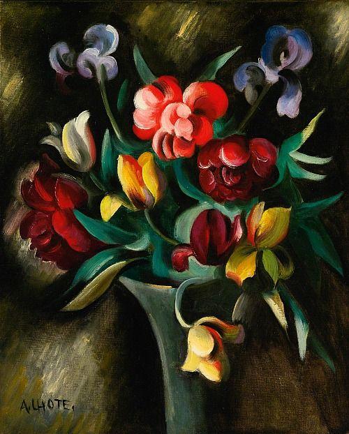 10 best andre lhote images on pinterest cubism oil on for Bouquet de fleurs wiki