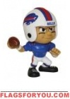 "Bills Lil' Teammates Series 2 Quarterback 2 3/4"" tall"