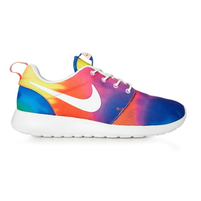 Elegant Wmns Nike Air Rift PRM QS Purple Blue Tie-Dye Womens Running Shoes 848502-500 | EBay