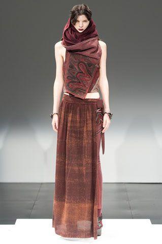 Nomadic fashion, my inspirational designer