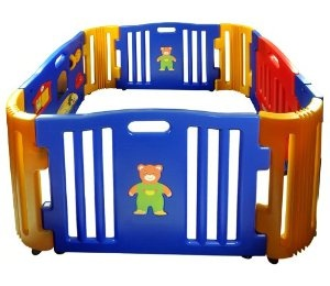 Ranjang Bayi Kayu - New Baby Anak Keselamatan Playpen 4 Panel Play Center Depan Indoor Playzone Halaman Pen Terbuka | Pusatnya Box Bayi Terbesar dan Terlengkap Se indonesia