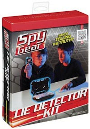 Spy Gear Lie Detector Kit at http://suliaszone.com/spy-gear-lie-detector-kit/