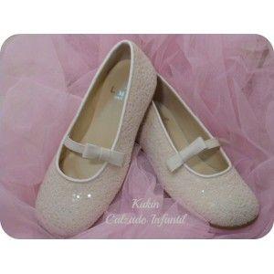 Zapatos niña comunión Calzado infantil Landos