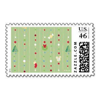 Disney Christmas Stamps #mickeymouse