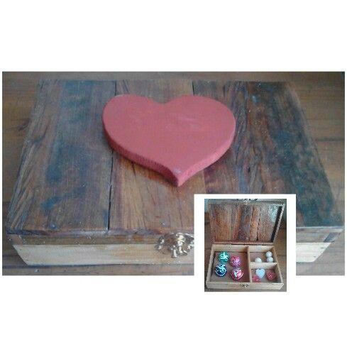 Varnished Love Box