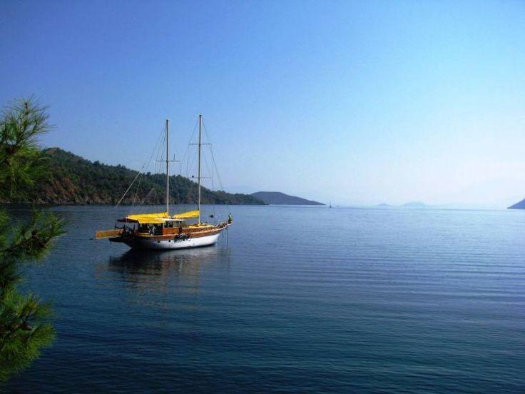 Marmaris-Datça-Marmaris (Mavi Yolculuk) (Marmaris) : rehberi, tatili, seyehati hakkında - © Gezi.com üyelerinden yorumlar öneriler