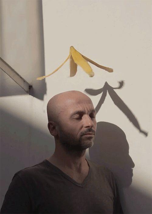 One Loop Portrait a Week - #29 Yannick Roux's mind is high in potassium www.romain-laurent.comfacebook/instagram