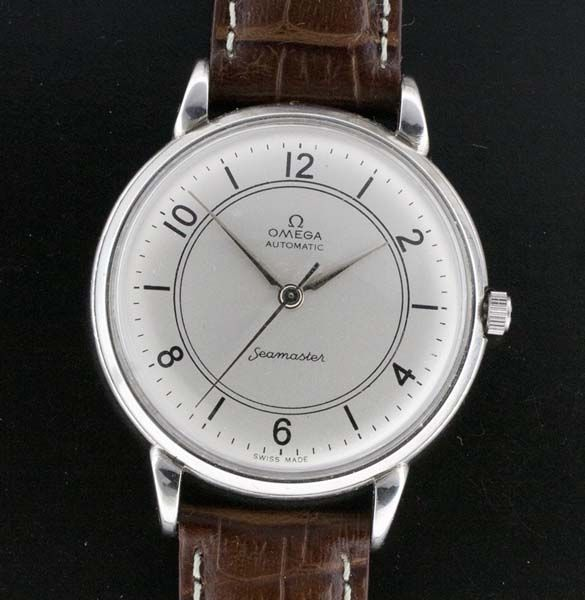Omega jumbo bumper automatic watch circa 1947-48 - Used and Vintage Watches for Sale