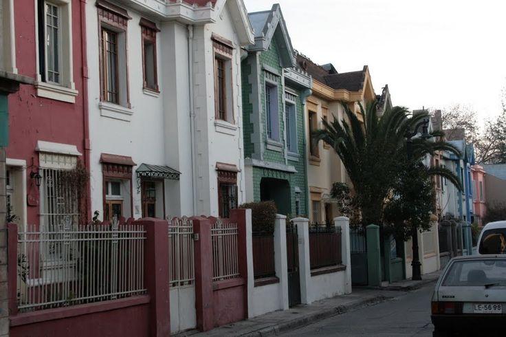 calle viña del mar santiago de chile - Buscar con Google