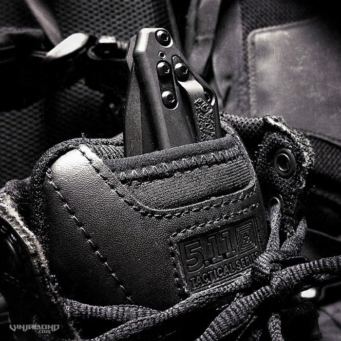 Tactical boots to EDC tactical blades ///