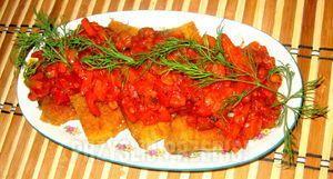 Kuchenne Smaki i Aromaty: Boże Narodzenie, odsłona III Ryba po grecku