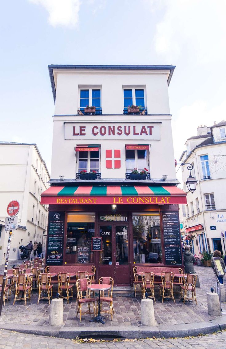 Best Tea House Cafes In Latin Quarter Paris