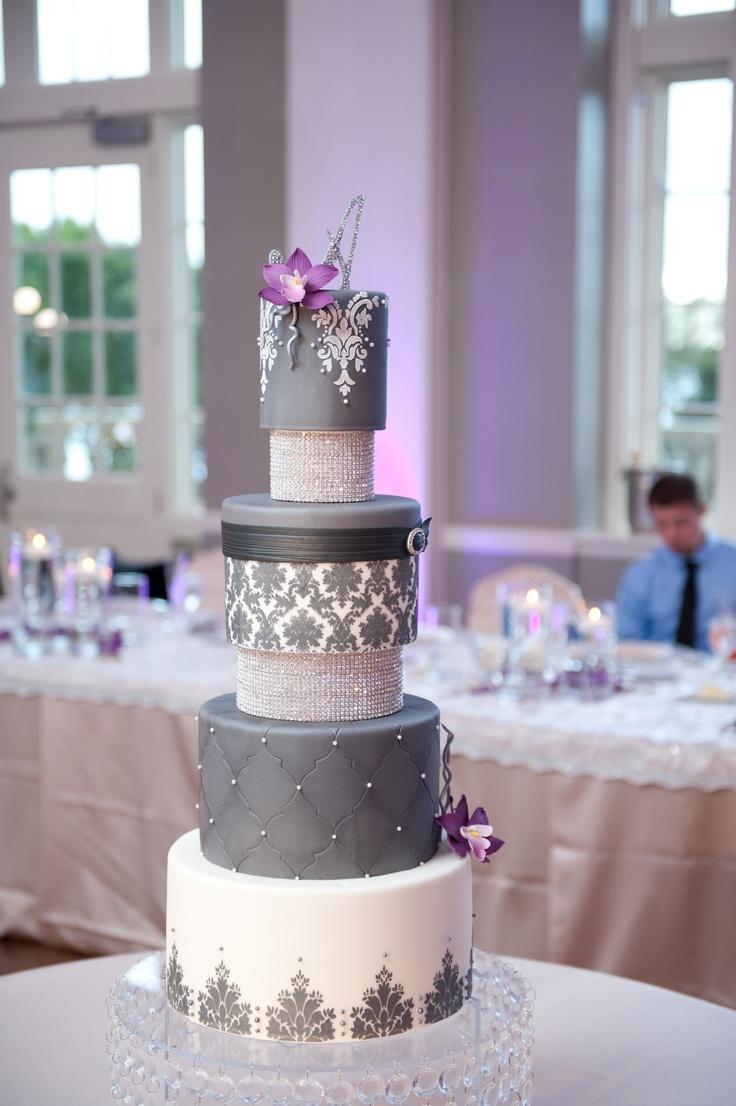 696 Best Bad Ass Wedding Cake Images On Pinterest