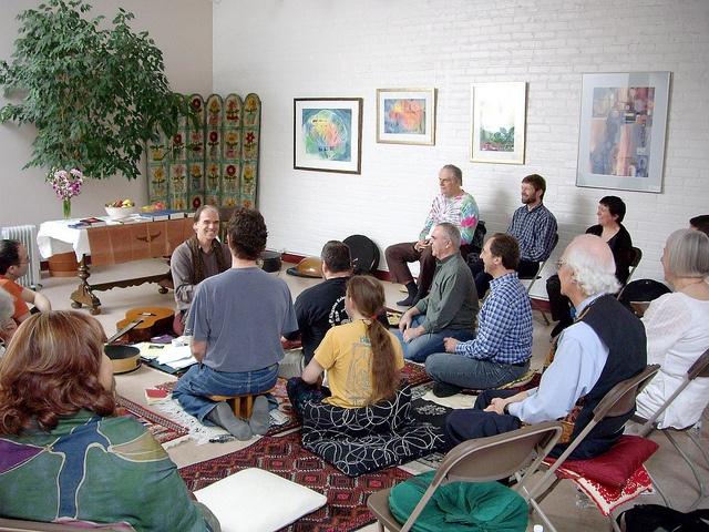 Sufi Way of Beauty - Amir O'Loughlin - Toronto, April 2007.