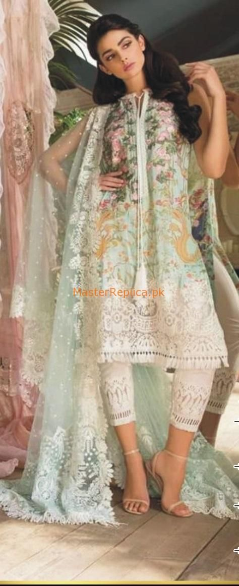 7ee6eb76b0 Check Out SOBIA NAZIR Luxury Embroidered 2-A Lawn Collection Replica at Master  Replica Pakistan Call/WhatsApp: +923322622227 #pakiclothing ...