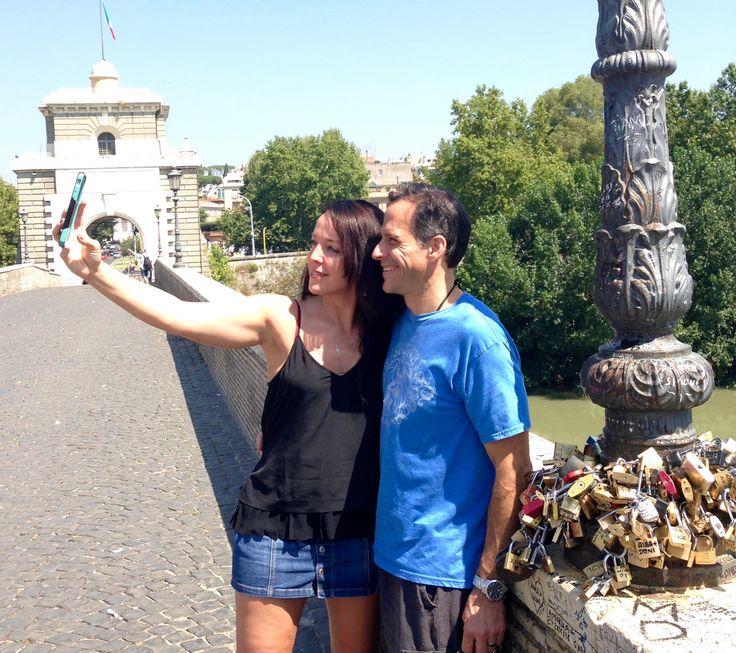 Honeymooning in Rome... swearing Eternal Love in the Eternal City! Learn. Live. Love. Rome
