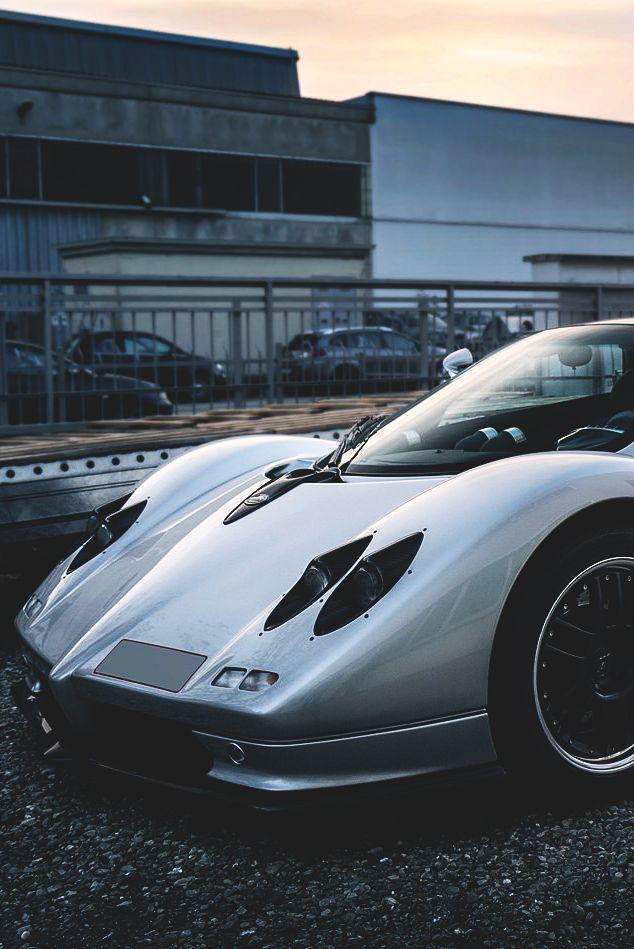Superior Luxury U2014 Themanliness: Pagani Zonda S