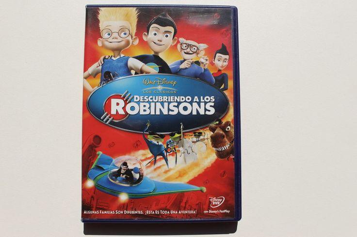 DESCUBRIENDO A LOS ROBINSONS - DVD - CLÁSICO DISNEY Nº 10