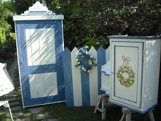 decorazioni per una casa al mare