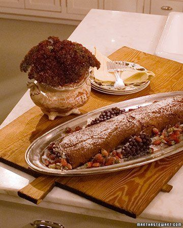 how to make a chocolate roulade