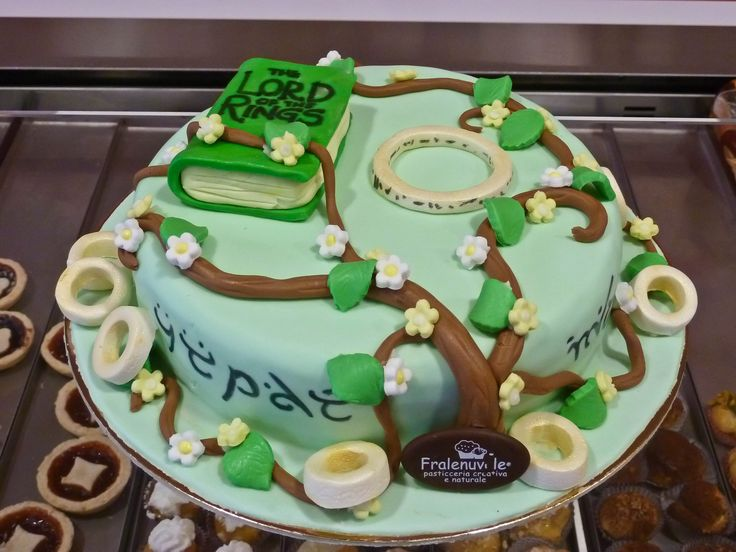 Lord of the rings cake recipes