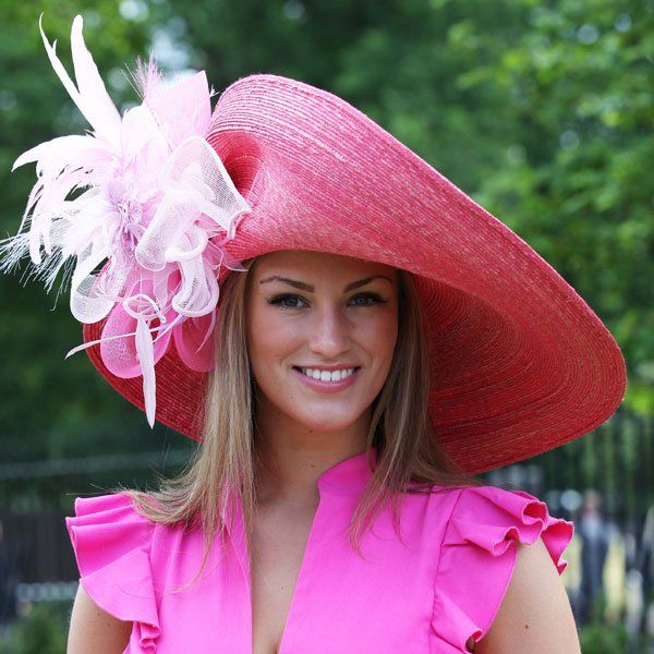 Amy Willerton at Royal Ascot …
