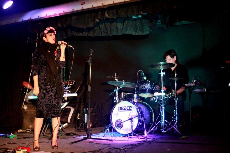 Cristina Creme fabulous band from Tijuana, Mexico,