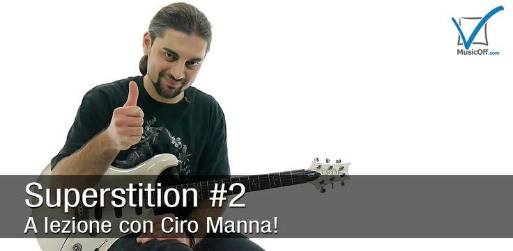 Un grande articolo di Ciro Manna! Enjoy! ;)
