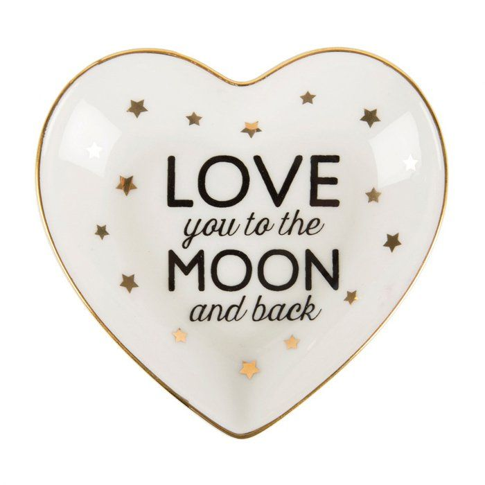 Love you to the moon and back ringschaaltje