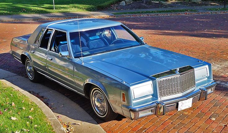 1979 Chrysler New Yorker Firth Avenue (c-body)