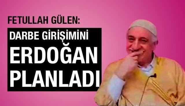 Fethullah Gülen Alman kanalına konuştu