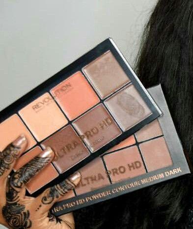 Makeup Revolution Pro Cream Contour HD Palette