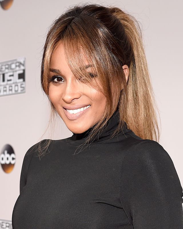 Beauty Bomb: Ciara's 2016 American Music Awards Effortless Ponytail, Styled by César DeLeön Ramirêz