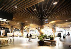 food court design - Google Search
