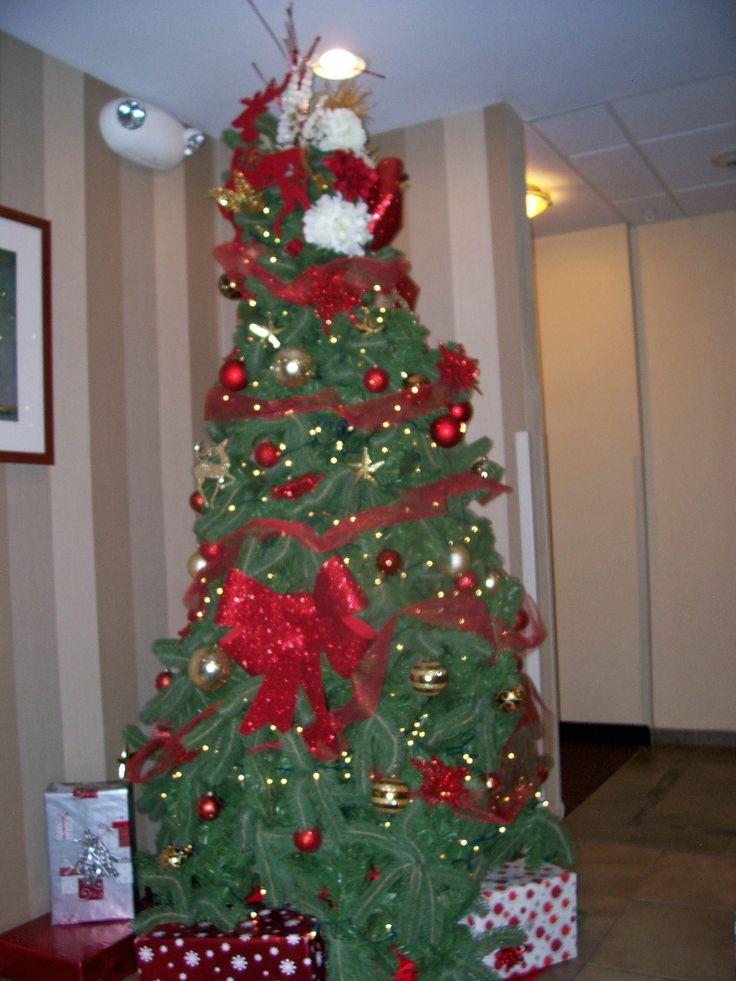 Decorated for Christmas! #BuffaloNY