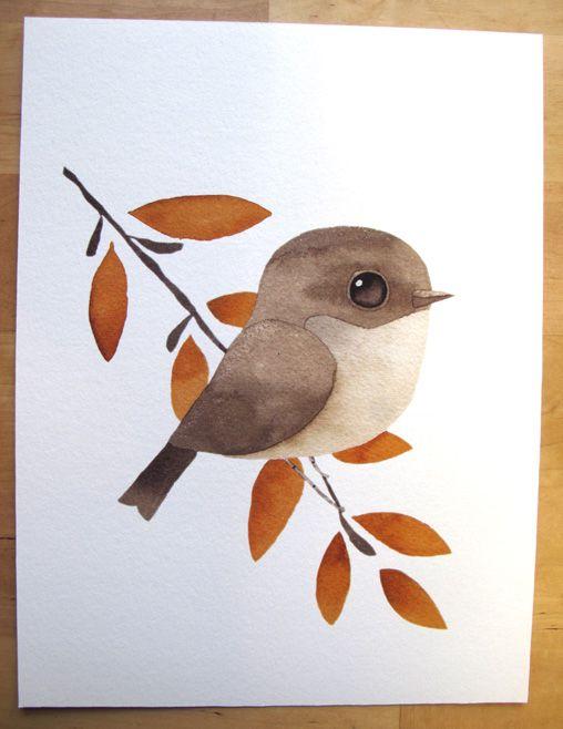 Matt Sewell » Blog Archive » garden-warbler-print