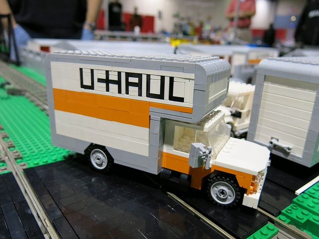 Uhaul Quote Pleasing 25 Best Uhaul Images On Pinterest  Camper Trailers Cars And Lego