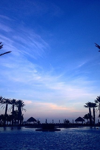 Not too bad! {At Hyatt Ziva Los Cabos} Photo courtesy of Frank Stier.