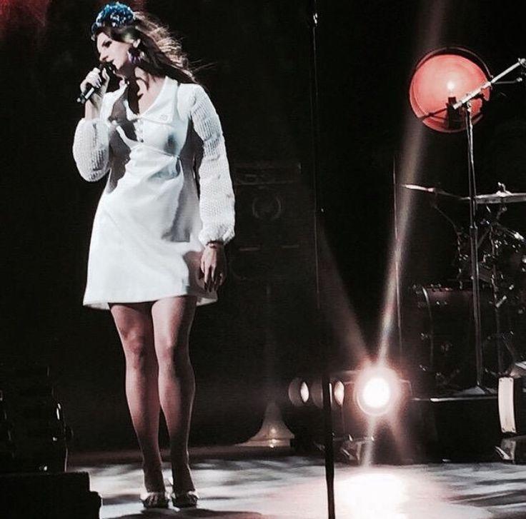 Lana Del Rey at Phoenix, AZ 5/14/15. Endless Summer Tour.