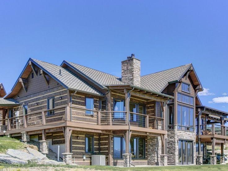 68 best everlog siding concrete log homes images on E log siding