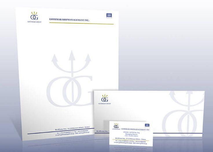 Σχεδιασμός Εταιρικής ταυτότητας - corporate identity #corporate #identity #Εταιρική #ταυτότητα #design