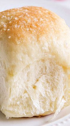 Soft and Fluffy One Hour Dinner Rolls ❊