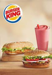 Burger King: Buy 1 Get 1 FREE Vouchers on http://www.icravefreebies.com/