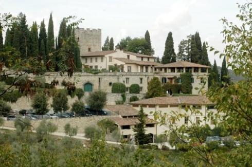 Verrazano Winery, Tuscany