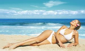 Groupon - $ 4,449 for a Liposuction Fat Transfer to the Breasts or Butt at Your Medicos, S.C. ($10,500 Value) in Your Medicos. Groupon deal price: $4,449