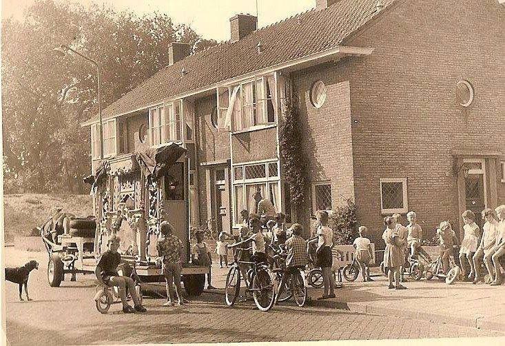 Vechtstraat, draaiorgel.