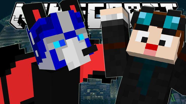 cool Watch Minecraft | OKTYMUS PRIME?! |  Count Okytmas' Mansion Custom Map