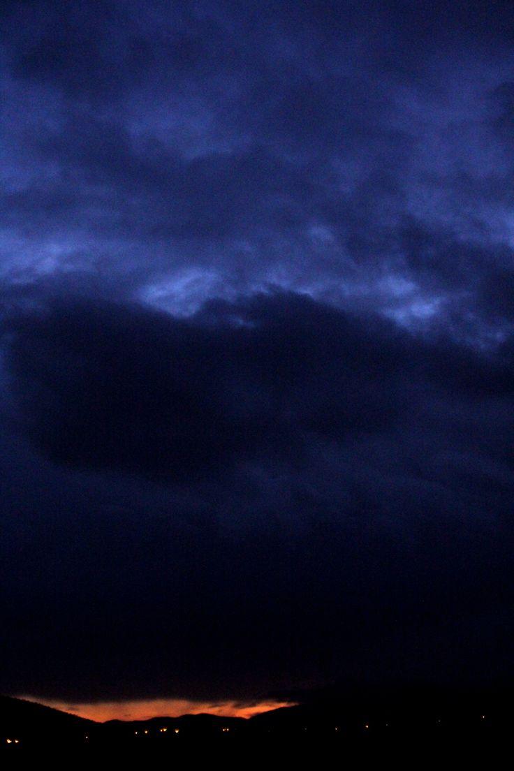 nubes del atardecer (fotografıa manuel gonzalez)