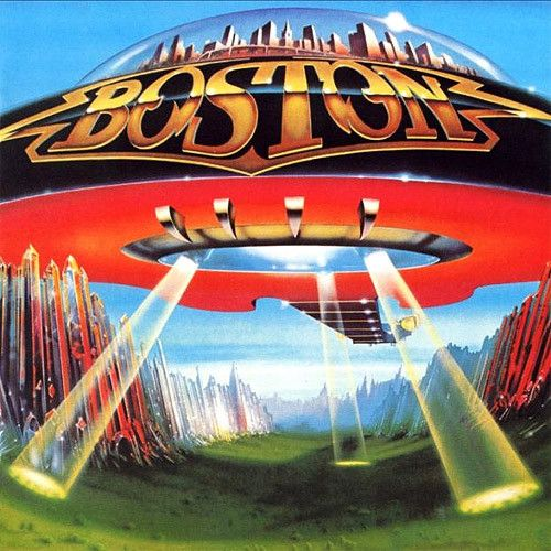 Boston Don't Look Back - vinyl LP