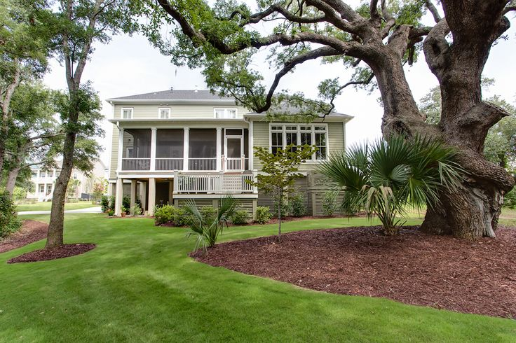 Wando View Home in Daniel Island, SC by JacksonBuilt Custom Homes